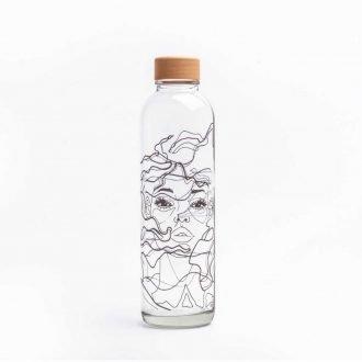 Water drinkfles Female Mind