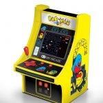 Pac-Man mini game console
