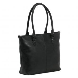 Shopper grote handtas zwart