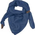 Sjaal Lot83 jeans blauw