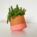 Bloempotje Voltasol Nano - roze