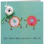 kaartje Donut
