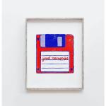 Floppy Disk A4 formaat