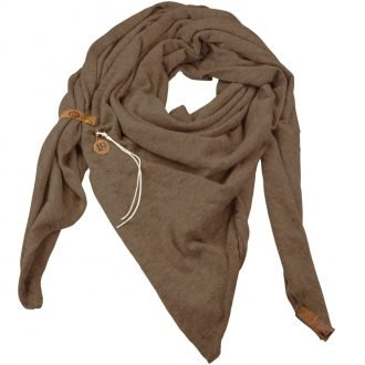 Sjaal Lot83 taupe