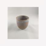 Espressokopje grijs/bruin