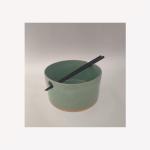 Noodlekom zacht groen
