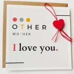 Other mother - I love you kaart